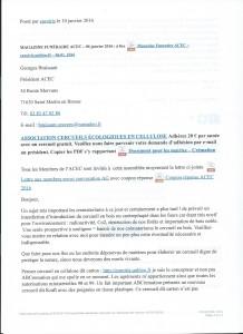Magazine Funéraire ACEC - Plainte DGCCRF0001